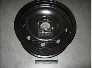 Диск колесный 14х5,5 4x100 Et 43 DIA 60 DACIA LOGAN (пр-во КрКЗ) 216.3101015.27