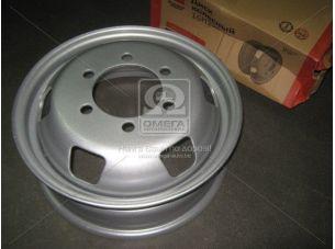 Диск колесный 16Н2х5,5J ГАЗ 3302 (квадратные отв.) 3302-3101015-02