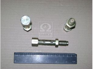 Клапан топливопроводов в сборе КамАЗ ЕВРО-2 (пр-во КамАЗ) 740.21-1104020