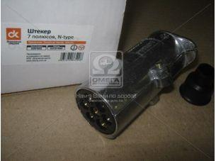 Штекер 7 полюс алюминий N-type 03RF0502