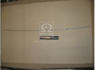 Трубка тормозная ГАЗ 3302,2705 (сталь 735 см) (задн. разводка левая) (пр-во Россия) 3302-3506035