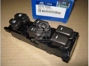 Блок управления стеклоподъемниками Hyundai Sonata 07- (пр-во Mobis) 935703K600