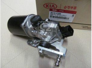 Двигатель стеклоочистителя лобового стек (пр-во Mobis) 981102F000
