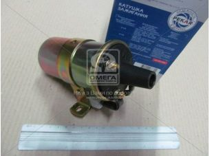 Катушка зажигания ВОЛГА, ГАЗ, МОСКВИЧ Б-115В-01(пр-во Пекар) Б115В