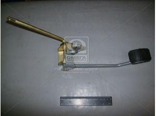 Педаль акселератора ВОЛГА с валиком и рычагом (пр-во ГАЗ) 31105-1108008