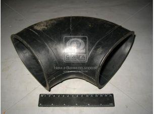 Переходник фильтра воздушного МАЗ (шланг угловой) (пр-во Россия) 5551-1109375-11