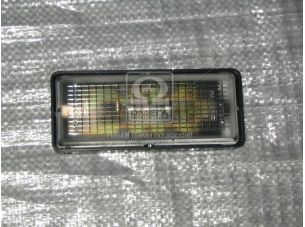 Плафон освещения салона ВАЗ 21083,93,99 12В (пр-во ОСВАР) 16.3714-01