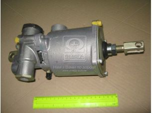Усилитель пневмогидравлический КрАЗ (без монтаж. комплекта) 11.1602410