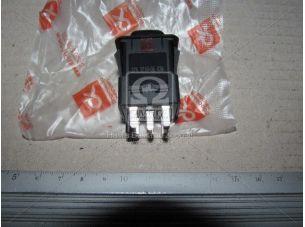 Выключатель аварийной сигнализации ВАЗ 2108-099 376.3710-05.03М