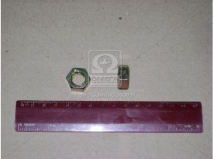 Гайка М12х1,25 болта рессоры стяжного, сайлентблока (покупн. ГАЗ) 250515-П29