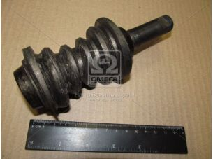 Вал рулевого механизма ГАЗ 3307 (пр-во ГАЗ) 4301-3401035