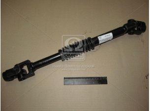 Вал рулевого управления ГАЗ 3307 карданный шлицевой в сборе (пр-во Россия) 4301-3401440