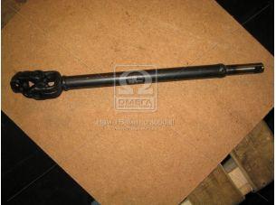Вал рулевого управления ГАЗ 4301 карданный промежуточный (пр-во ГАЗ) 4301-3401205