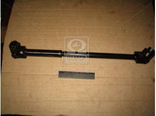 Вал рулевого управления ГАЗ 4301 L=670 карданный шлицевой в сборе (пр-во г. Павлово) 4301-3401440-05