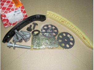 Комплект цепи ГРМ VAG 1,2 12V BME, BZG (пр-во Febi) 30607