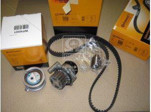 Комплект зубчатого ремня с водяной насосом (пр-во ContiTech) CT1028WP3
