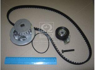 Комплект зубчатого ремня с водяной насосом (пр-во ContiTech) CT874WP2