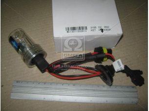 Ксенон лампа HID Н7 12v 4300К DC лампа 4300К DC