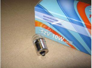 Лампа 12V 10W BA15S (Квант) 65005400