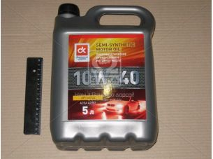 Масло моторн. 10W-40 SG/CD (Канистра 5л) 10W-40