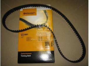 Ремень зубчатый ГРМ (пр-во ContiTech) CT1001