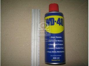 Смазка универсальная аэрозоль WD-40 400мл WD-0002
