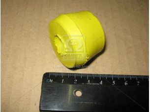 Втулка проушины амортизатора ГАЗ 53, ПАЗ (силикон) пр-во Украина 52-2905486