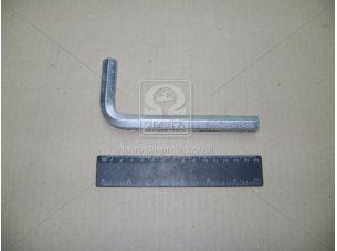Ключ винтовой с внутренним шестигранником S 14 (цинк) (пр-во г. Камышин) S 14