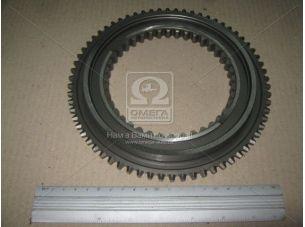 Кольцо зубчатое синхронизатора КПП-239 (пр-во ЯМЗ) 336-1701290