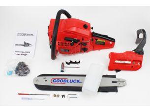"Бензопила GoodLuck GL4500 52cc (4,5кВт. шина 18"", цепь 325-1,5-72зв. круг. зуб)"