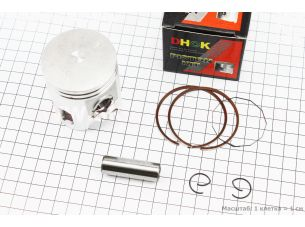 Поршень, кольца, палец к-кт Yamaha BWS100 52мм +1,00 (палец 14мм)