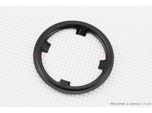 Защита шатуна на 4 отверстия 48Т, пластмассовая, черная MYG-09