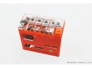 Аккумулятор 18Аh YT20L-4 гелевый (L177*W87*H155mm), 2020
