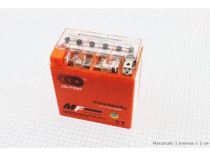 Аккумулятор 14Аh UTX16-BS гелевый (L150*W87*H161mm), 2020