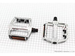 """Педали BMX 9/16"""" (109x100.5x26mm) алюминиевые, B087DU"""