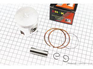 Поршень, кольца, палец к-кт Yamaha BWS100 52мм +0,50 (палец 14мм)