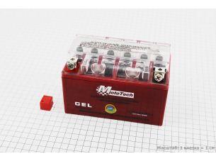 Аккумулятор 7Аh YTX7A-BS гелевый (L150*W87*H97mm), 2020