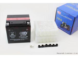 Аккумулятор 28Аh UTX30L-BS кислотный (L165*W125*H175mm), 2020