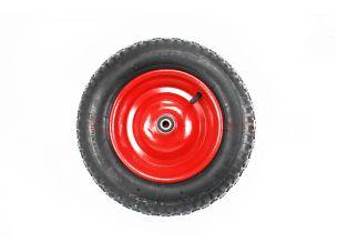 Колесо на тачку 3,50-8 (под ось 12мм)