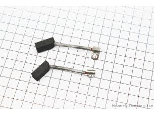 Щетки генератора к-кт 2шт 6V