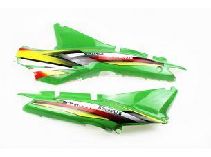 Alfamoto - Romeo пластик - боковой средний левый, правый к-кт 2шт, РАЗНЫЕ цвета (уточнить)