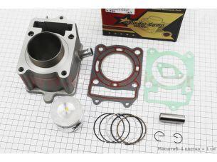 Цилиндр к-кт (цпг) Honda CH125 SPACY - 52,4мм (палец 15мм)