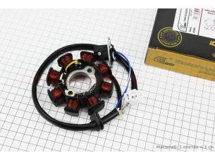 """Статор магнето Honda DIO AF34/35 (фишка """"2+1"""")"""