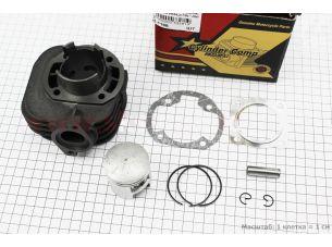 Цилиндр к-кт (цпг) Suzuki Lets 65сс-44мм (палец 10мм)