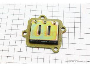 Клапан лепестковый карбюратора  Yamaha 2Т STELS