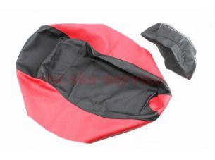 Viper - F1/F50 Чехол сиденья (эластичный, прочный материал) черный/красный