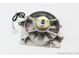 Вентилятор в сборе ZS1100