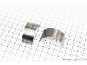 Вкладыш шатуна 186F к-кт 2шт +0,25