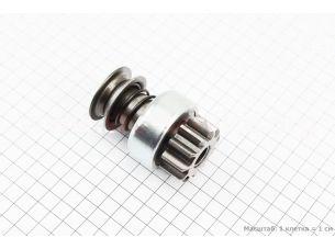 Бендикс электростартера Z=11, Lзуба=17,7мм ZS1100