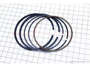 Кольца поршневые 177F 77мм +0,25